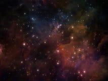 Синергии космоса Стоковая Фотография RF