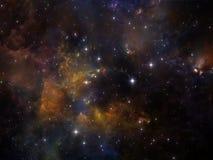 Синергии космоса бесплатная иллюстрация