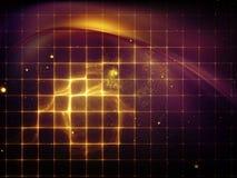 Синергии космоса Стоковое фото RF