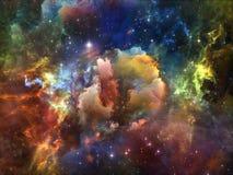 Синергии космоса Стоковая Фотография
