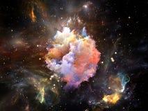 Синергии космоса Стоковые Фото