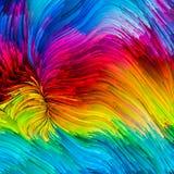 Синергии краски цифров Стоковая Фотография