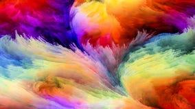 Синергии краски цифров Стоковое Фото