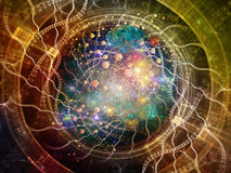 Синергии физической структуры Стоковые Изображения RF