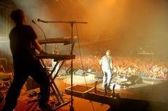 синтезатор игрока Стоковые Фото