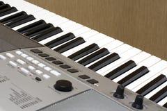 синтезатор Стоковые Фото