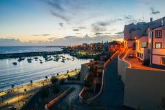 Синусы, Португалия Стоковая Фотография RF