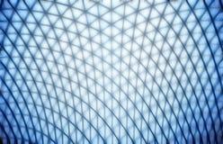 синь абстракции Стоковые Фото