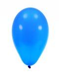 синь воздушного шара Стоковые Изображения RF