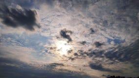 синь заволакивает белизна неба Ландшафт и ландшафт Природа Небо desktop обои стоковые изображения
