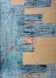 Синь и Tan Стоковые Изображения RF