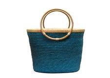 синь корзины Стоковые Фотографии RF
