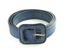 синь пояса Стоковое Изображение