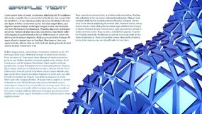 синь предпосылки абстракции 3d Стоковые Изображения RF