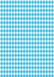 синь предпосылки checkered Стоковое Изображение