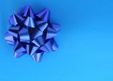 синь присутствующая Стоковое фото RF