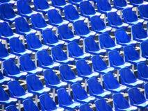 синь сидит Стоковые Фотографии RF