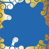 синь шарика Бесплатная Иллюстрация