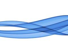 синь abstaction Стоковые Фото