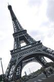 Синь Eiffel Стоковые Фотографии RF