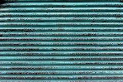 Синь Grunge, предпосылка металлического листа стоковое изображение rf