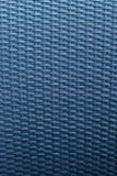 Синь handcraft текстура weave Стоковые Фотографии RF