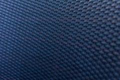 Синь handcraft текстура weave Стоковые Изображения