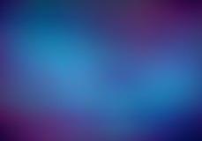 Синяя запачканная предпосылка с пурпуром Стоковое Фото