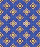 синяя предпосылка Стоковое Изображение RF