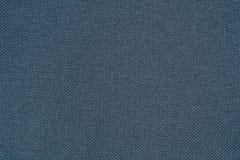 Синяя текстура ткани ткани которая структурно волокна текстильной ткани предпосылка использует нас космос для текста или отобража стоковые изображения