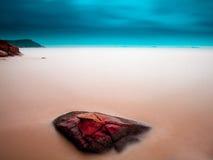 Син моря южного Китая Стоковое Изображение RF