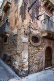 Сиракуз в Италии Стоковое Фото