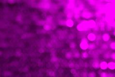 Сирень цветов расплывчатых кругов текстуры сияющих мягкая иллюстрация вектора