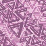 сирень geometr Иллюстрация вектора