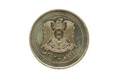 Сирийское oin  Ñ 10 фунтов 2003 Стоковая Фотография RF