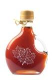 сироп клена бутылки Стоковое Изображение