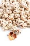 сироп сахара сезама арахиса Стоковое фото RF