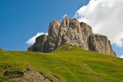 сиротливая гора Стоковые Фотографии RF