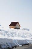 Сиротливая дом Стоковое Изображение