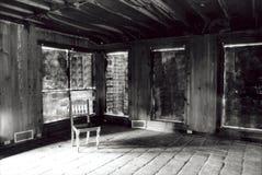 сиротливая комната Стоковое Изображение RF