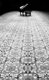 сиротливый рояль Стоковая Фотография RF