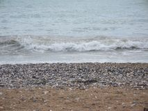 Сиротливая волна Стоковые Фото