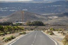 Сиротливая дорога Стоковое фото RF