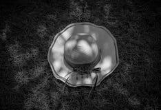 Сиротливая шляпа Стоковые Изображения RF
