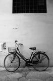 Сиротливый велосипед Стоковое Изображение RF