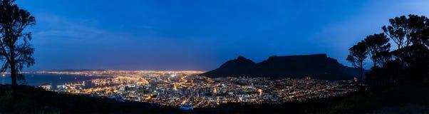 Сиротливый в Кейптауне стоковое изображение