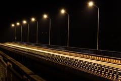 Сиротливый мост Стоковые Фотографии RF