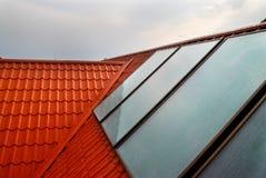 система альтернативной энергии солнечная Стоковые Изображения RF
