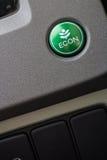Система вентиляции автомобиля с кнопками severl и деталями современного Стоковые Фото