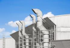 Система вентиляции Стоковые Фотографии RF